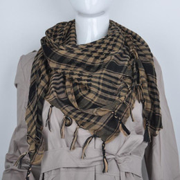 Wholesale Fashion Women Arab Shemagh Keffiyeh Palestine Scarf Shawl Kafiya Hot Colors hot sale