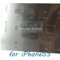 Wholesale for iphone5s iphone s plant ball steel net BGA stencil net best quality