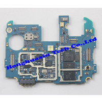 Wholesale DHL amp Original Unlocked Europe Version For Samsung Galaxy S4 i9500 Motherboard High Quality