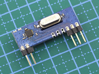 ask mini - Low cost MHz RF wireless mini receiver module RF R ASK