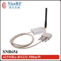Wholesale NiceRF SNR654 medium power network node module RS232 port MHz Wireless RF Module Wireless Module RF module