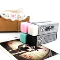 air eraser - Japan Plus ER WP Pencil Mini Eraser Rubber Magic Air in Eraser Super Clean School amp Office Supplies