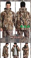 Wholesale ECWCS Jacket Mossy Oak Infinity hunting jacket Real tree bionic camouflage autumn winter waterproof parka