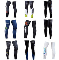 Wholesale Famous outdoor Mountain Bike Cycling Leg Sleeve Knee Warmer MTB Ciclismo Bicycle Cycling Leg Warmers Winter Cycling Leggings
