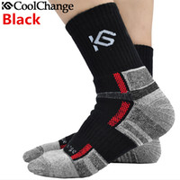 Wholesale Coolmax Man Cycling Socks Compression socks Running Outdoor Sports Keep warm Quick Dry Breathable Winter Cycling clothes China