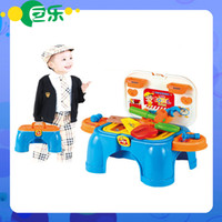 Wholesale Hot Sale Game Tools Chair Play House Multifunctional Tools Set Chair For Gift Educational Toys for Children