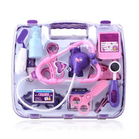 Wholesale Child Pretend Doctor Nurse Kit By Play Right Real Working Accessories Boy Girl Toys