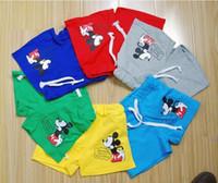 babi boy - New Children s Cotton Shorts More Color Kids Summer Pants Babi Boys Girls Shorts For Years