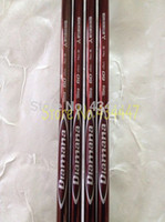 Wholesale golf shafts Diamana ilima x5ct Mitsubishi rayon flex R shaft graphite golf clubs driver woods shafts