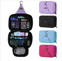 leather duffel bags - New Travel Receive Package Waterproof toiletry Bags Outdoor Travel Men women Bathroom Wash Gargle Bag