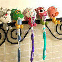 animal friendly products - New High Quality Bathroom Product Lovely Mini Toothbrush Holder Household Animal Type Toothbrush Holder