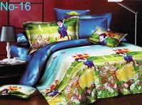 leopard print bedding - Hot Promotion Leopard Rose D Reactive Printing BEDDING Bedding Set Duvet Cover Set