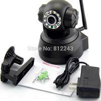 audio encryption - Hot IR LED Nightvision P2P Wireless IP Camera Wireless Encryption Audio Network CCTV Security Camera Wifi IP Cam