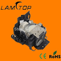 Wholesale LAMTOP projector lamp with housing cage LMP C163 for VPL CX21