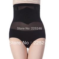 black corset panty - Hot Selling NWT High Waist Slimming Modal Panty Raise Hip Body Corset Tummy Shaper Briefs Underwear