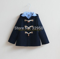 Wholesale boys trench coat baby jacket cloak cape coat cashmere winter coat girl outerwear child outerwear baby jacket