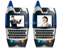 Wholesale-EyeSpy Night Vision Walkie Talkies with Live Video, Text, Integrated Microphone