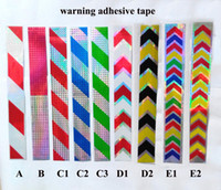 Warning Tape - Meter CMx5CM Parking PVC warning tape Floor warning tape colors