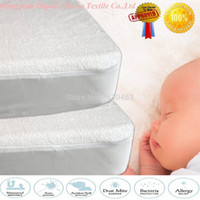 baby mattress protector - X188cm Terry Baby Waterproof Mattress Protector Cover For Bed Bug Suit For Brazil Mattress Size