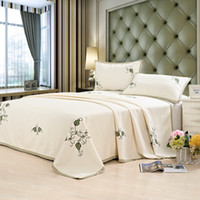 Wholesale S amp V New Arrived bedding sets bed linen mats embroidered folding Summer bedspreads King size christmas and new year