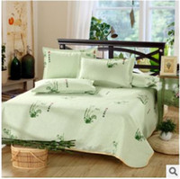 Wholesale DHL set Applique Patchwork Green Girls Yellow Floral Quilted Queen Size Summer Bedspread Bedding Set