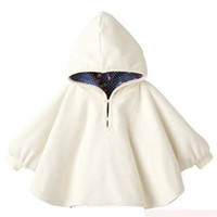 baby product jackets - autumn amp winter baby lovely double coated shawls jackets cloak Cloak Autumn and winter to go out essential products dd001