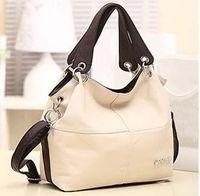 Wholesale HOT Women Handbag Special Offer PU Leather bags women messenger bag Splice grafting Vintage Shoulder Crossbody Bags