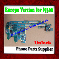Wholesale Europe Version amp Original Unlocked Mother Board For Samsung Galaxy S3 i9300 Motherboard