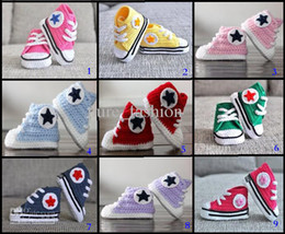 Wholesale 22 STYLE month baby shoes Soft bottom casual shoes Cute icon toddler shoes cheap china baby wear shoes shop pair