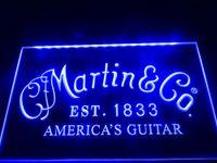 martin guitar - LL169 Martin Guitars Acoustic Music LED Neon Light Sign