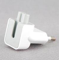 apple macbook power - EU Standard AC Power Plug Charger for Apple MAC Laptop ipad ipad2 MACBook V USB power Charger euro plug Adapter