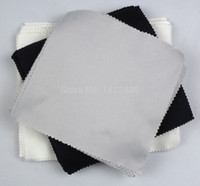 clothing cleaning - cm cm Lens Clothes Microfiber Glasses Cleaning Cloth Black Square sun glasses Eyewear amp Accessories