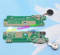 al por mayor zopo zp998 smart phone-Reparación de tarjeta Plug Conector de carga Micrófono Con motor del vibrador mayor-Nueva Mirco USB para ZOPO ZP998 9520 teléfono inteligente envío gratuito