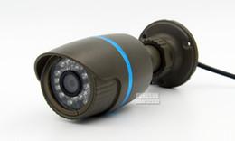 Vidéos hd ir gratuits en plein air en Ligne-Expédition Surveillance vidéo en gros-HD 720P 1.0MP Mini caméra Bullet IP ONVIF CCTV Webcam extérieure IR CUT Cam Security P2P Cloud gratuit