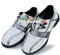 brand golf equipment - New men Golf shoes Japanese brand Honma Golf Sports shoes breathable shoes with white grey color Golf equipment