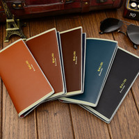 name brand purses - men s wallet Brand name genuine Leather long Wallet for men Gent Leather purses hot fashion