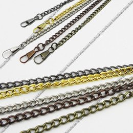 Wholesale-2015 New Arrival Retail 1pc High Quality Alloy Pocket Watch Chain Black Silver Golden Bronze Copper 5 Colors For Your Choice