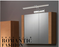 bath mirror with lights - modern brief led w Waterproof IP65 Wall light with switch mirror front light lamp bath wall staniless steel AC90 V