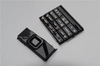 arte house - For Nokia A arte dark Gold housing for Nokia arte black keypad for