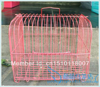 bird cage mini - mini bird cage small rabbit cage small pet transport cage
