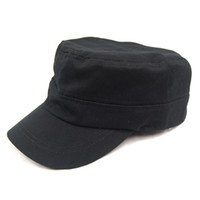 baseball caps uk - It s hot Black Army Hat Baseball Cap Military Cotton Urban Hat Mens Ladies UK Free P amp P