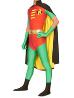 batman zentai - Batman and Robin Timothy Drake Robin Costume