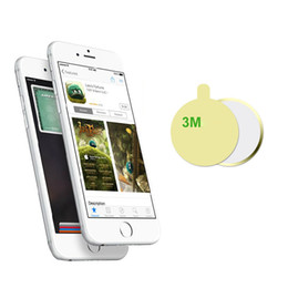 Wholesale-Home Button Sticker Aluminium Metal Round For iPhone 5S 6 Plus Supporting Touch ID #69266