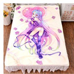 Wholesale Original animation sheets Slolita mattress air conditioning size cm No Game No life