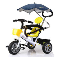 children ride on car - Gelin brand children s bicycle baby tricycle cart buggies toy car Children Ride On Steel frame Strong Part Safe Post EMS