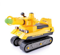 ride on - Hot Ride On Tank Scooter Shots Launch amp Attack Battle Children Baby Kids Stroller Walker Toy