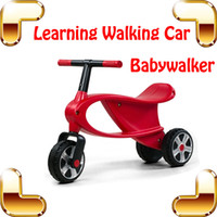 Cheap Wholesale-New Arrival Gift Rastar 85200 Babywalker Baby Learning Walking Car Kids Ride On Cars Outdoor Drive Education Toy Go-cart Vehicle