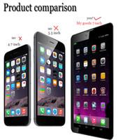 Gros-7 pouces 3G Tablet PC Phone carte Appel GPS Bluetooth FM Wifi Dual SIM slot Quad Core Android Tablet Sysetm et Windows IOS Surface