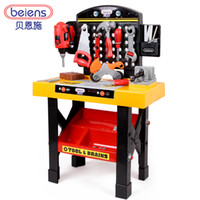 Wholesale Tools toy child multifunctional tool sets electric drill screw