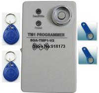 Wholesale Selocky self R amp D stable and sensitiy TM card reader handheld duplicator RW1990 ibutton rfid copier duplicator